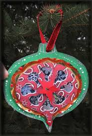 ornament collage paper cutting by murray from