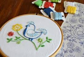 free embroidery patterns craftsy