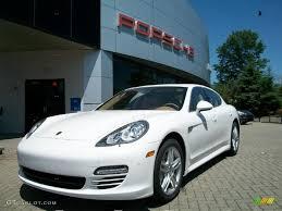 porsche sedan white 2010 carrara white porsche panamera 4s 30281367 gtcarlot com