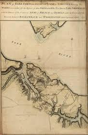 Paper Town Map Siege Of Yorktown Map