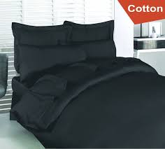 Cotton Queen Duvet Cover Black Bedding Sets And More U2013 Ease Bedding With Style