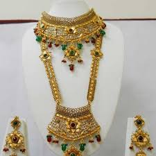 gold bridal set designer high gold bridal sets at rs 1500 set bridal jewellery