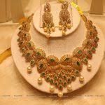 boutique designer jewellery 24 carat gold jewellery designs gold gundla mala chain haram