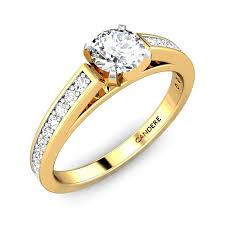engagement rings india geethika diamond engagement ring jewellery shopping online india