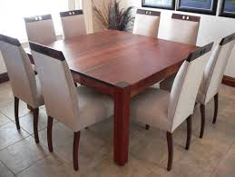 dining room beautiful looking modern square dining table