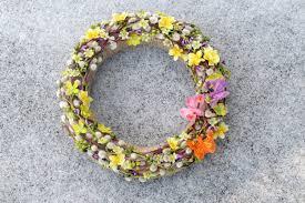 Spring Decorating Ideas For Your Front Door Joyful Handmade Spring Wreath Ideas To Decorate Your Front Door