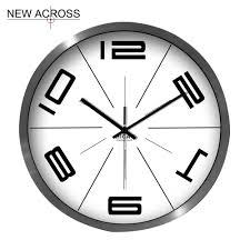 aliexpress com buy gohide 1pcs simple digital clock modern