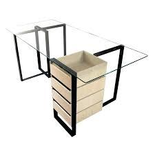 bureau dessus verre plateau verre trempac bureau meuble tv verre trempac bureau bureau