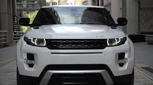 land rover 2011 2011 range rover evoque driving youtube
