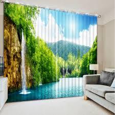 livingroom drapes online get cheap christmas curtains living room aliexpress com