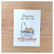 bridal shower gift card bridal shower card bridal shower gift card for card
