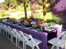 Backyard Party by Tablescapes For Outdoor Graduation Party This Is An Outdoor