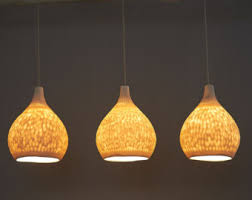 Hanging Lights For Dining Room Pendant Lamp Etsy