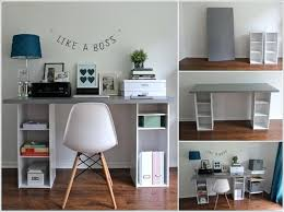 Diy Home Office Furniture Home Office Diy Atken Me
