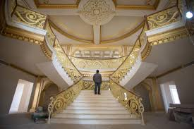 The White House Interior by Iraqi Building Replica Of The White House Business Insider