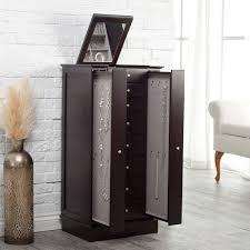Jewelry Storage Cabinet Storage Armoire Sale Roselawnlutheran