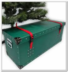 imposing design artificial tree storage box iris