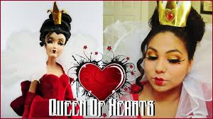 queen of hearts makeup and hair makeup vidalondon