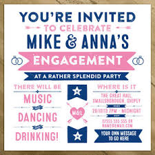 wedding party invitations after wedding party invitation