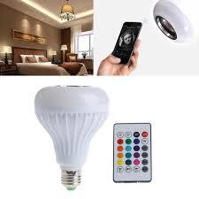 led light bulb speaker bluetooth led light bulb speaker stray deal