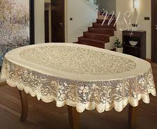 100 polyester oval tablecloths ebay