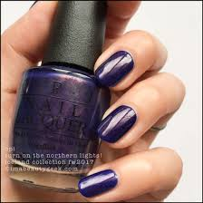 Opi Turn On The Northern Lights W Top Coat Opi Iceland 2017