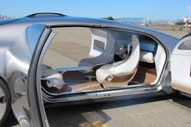 future mercedes riding in the mercedes benz f 015 concept car the self driving