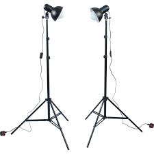 Photography Lighting Kit Pro Studio Lighting Kit For Product Photography With 2 X Lamp