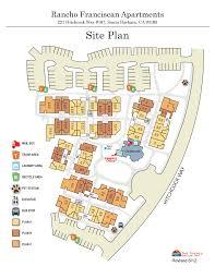 senior housing floor plans rancho franciscan senior apartments site map
