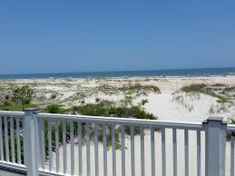 casa del sol oceanfront vacation rental home st augustine beach