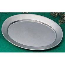 sizzle platter pewter glo sizzle platter at foodservicedirect