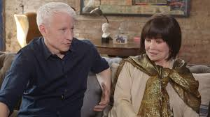 lyrica anderson father how anderson cooper u0026amp gloria vanderbilt coped after of