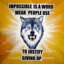 Meme Courage Wolf - courage wolf meme blank