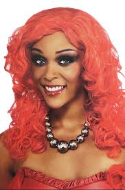wig halloween rihanna red wig halloween costume realistic lace front wig