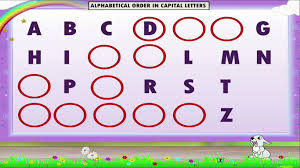 English Grammar Worksheets For Grade 2 Learn Grade 1 English Grammar Alphabetical Order Youtube
