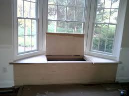 Making A Bay Window Seat - bay window with window seat interior design