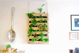 wall mounted herb garden livingroom garden wall planter hanging wall planters indoor