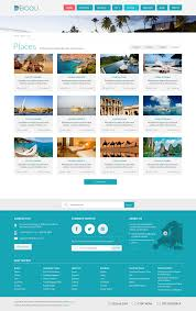 Listing Templates Preview Sj Decou Travel Joomla Template For K2 Component