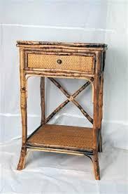 side table bamboo side table bamboo side table ebay bamboo side