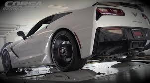 2014 corvette exhaust c7 corvette corsa exhaust gm authority