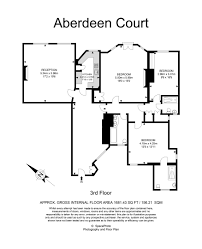 208 Queens Quay Floor Plans by 3 Bedrooms Apartment Flat For Sale London City Of London W9 1aj
