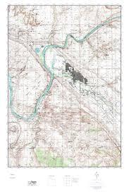 Utah Topo Maps by Mytopo Moab Utah Usgs Quad Topo Map