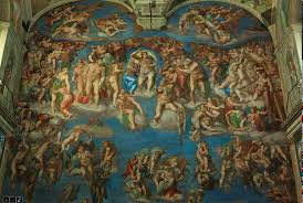 new sistine chapel 360 view michelangelo art revelations artiholics