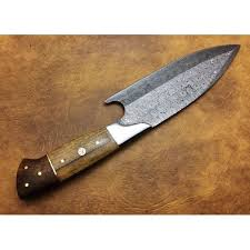 custom kitchen knives just custom knives listings view custom handmade damascus