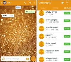 whats app version apk whatsapp gold apk
