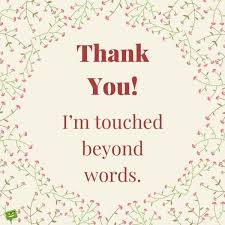 45 best thank you images on words birthday greetings
