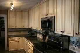 white kitchen cabinets light granite luxurious home design