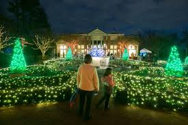 How To Do Landscape Lighting - how to get tickets to garden lights at the botanical garden