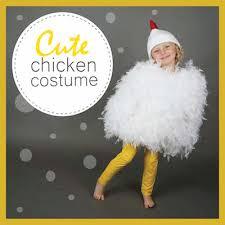 cute chicken costume