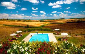 casale la collina farmhouse accommodation in tuscany raffaello